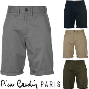 Mens-Chino-Shorts-Cotton-Summer-Casual-Jeans-Cargo-Combat-Half-Pants-Short-New
