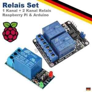 1-2-Kanal-Relais-5V-Arduino-Raspberry-Pi-Starter-Set-Kit-Bundle
