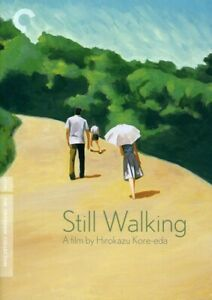 Still Walking (Criterion Collection) (DVD, 2008) NEW Out of Print