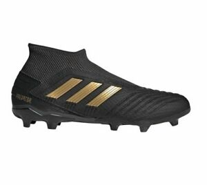 adidas Predator 19.3 FG 2018 Laceless Soccer Cleats Shoes