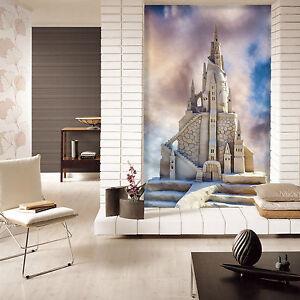3d Blanc Chateau Photo Papier Peint En Autocollant Murale Plafond