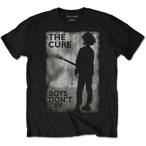 The-Cure-Boys-Don-039-t-Cry-Official-Merchandise-T-Shirt-M-L-XL-Neu