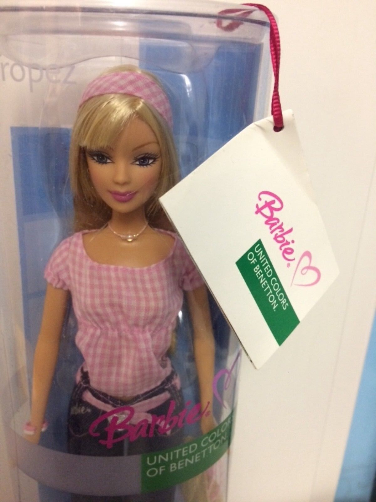 FASHION FEVER, BENETTON esclusivo, St Tropez Barbie Doll
