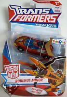 Rodimus Minor Transformers Animated Deluxe Class Figure Tru Exclusive 2010