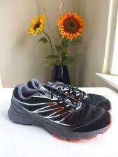 3fdd219f3745 Salomon Sense Link Black Trail Running Shoe Men s Sz 12 US