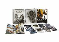 ALIEN ANTHOLOGY - PREMIUM EDITION (4 BLU-RAY+FUMETTO+CARTOLINE) COFANETTO ITA.