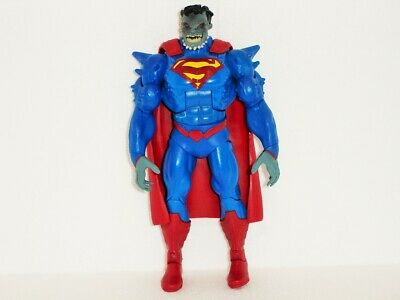 "DC Comics Multiverse SUPERMAN DOOMED Loose 6/"" Action Figure Universe Mattel 2016"