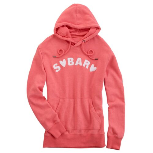 Subaru Ladies Heart Hoodie Forester Outback Impreza Sti Wrx Official Genuine New