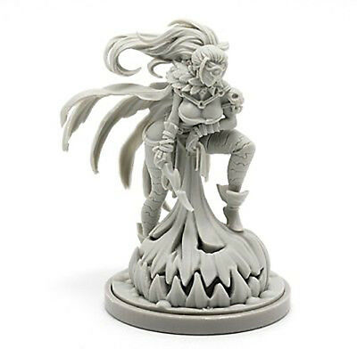 Kingdom Death Monster KDM - Halloween White Speaker - BNIB Rare Miniature   eBay