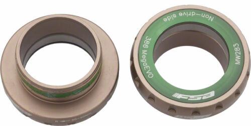 FSA MegaEVO Steel 68mm English Bottom Bracket for 386 EVO Cranks