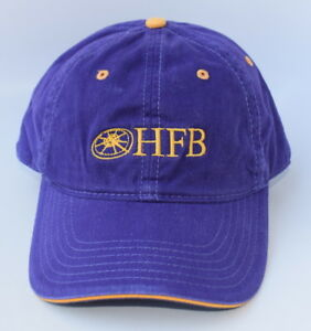 75fea6d09c53d Image is loading HFB-HOME-FEDERAL-BANK-Adjustable-Strapback-Unstructured-Dad -