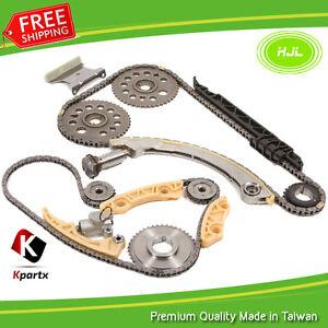 Details about Timing Chain Kit Fits Saturn ION Chevrolet Cobalt Pontiac G5  2 2L 00-11 w/Gears