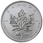 2017 Canada $5 1 oz. Rev Proof Silver Maple Leaf - 150th Anniv. Privy SKU44558