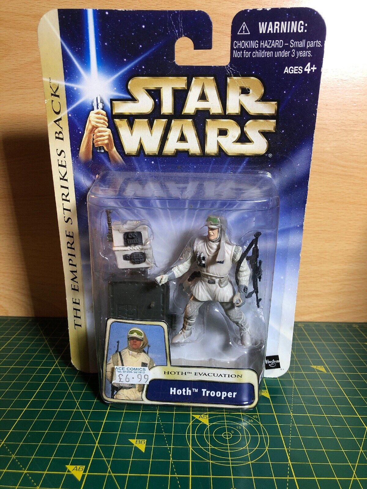 Star Wars The Empire Strikes Back Hoth Trooper
