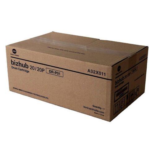 New Genuine Konica Minolta Bizhub 20 20P 20PX DRUM CARTRIDGE UNIT A32X011 DR-P01