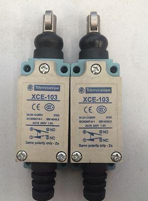1PCS New Schneider Telemecanique Limit Switch XCE-103 XCE-103 ok