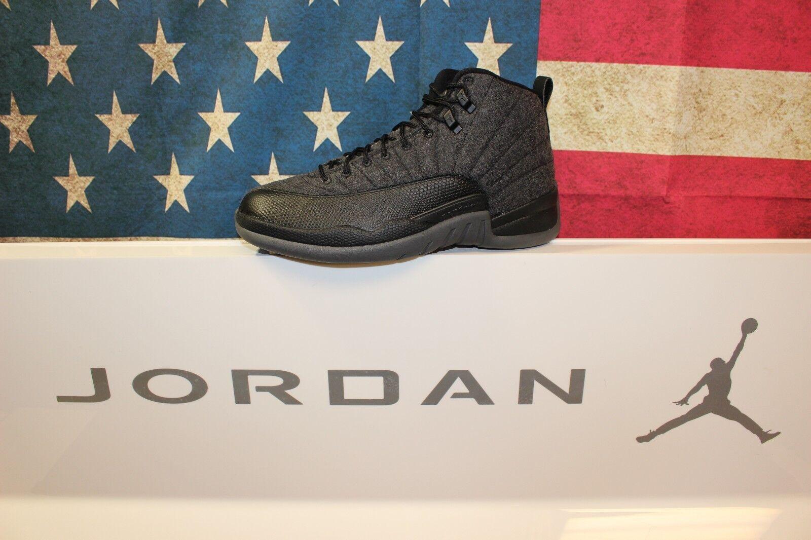 Nike Jordan Retro 12    Retro Wool  852627-003 Brand New DS Size 7.5 d88f10