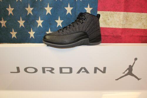 12 Ds Nuevo Nike 852627 Retro tamaño 8 003 Wool retro Jordan fEanq7
