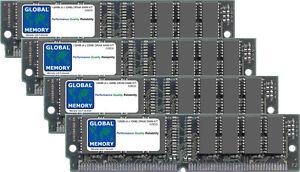 128MB-4-X-32MB-de-RAM-SIMM-de-DRAM-Kit-Para-CISCO-7200-serie-NPE-MEM-NPE-128MB