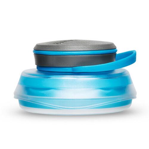 Hydrapak Stash FLEXIBLE bouteille Malibu Bleu 1L//32oz