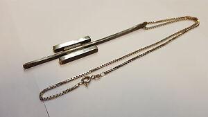 Schoene-Kette-ca-28-8-cm-Silber-mit-Anhaenger-Silberkette-Silberschmuck