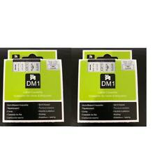 TZ TZe231 Black on White Compatible For Brother P 12mm BN Tape Label 2PK X4A2