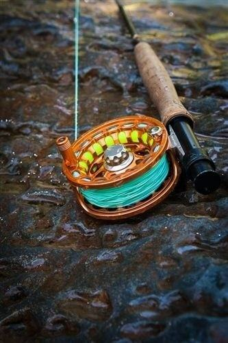 bluee Halo RIPPLE Weight Forward Fly Line - 6WT