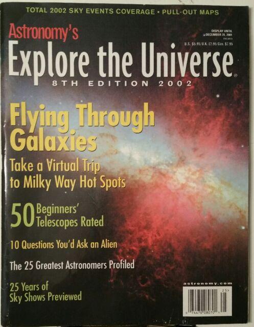 Astronomy's Explore The Universe 8th Edition 2002