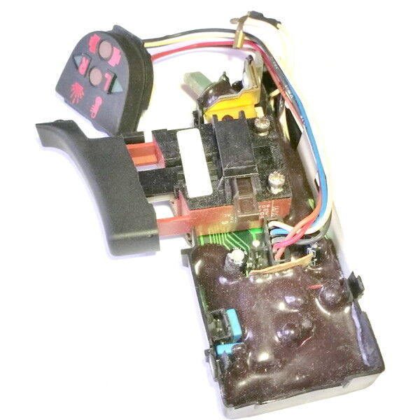 Metabo 34307189 SWITCH AND 31601849 MODULE