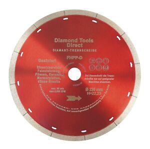 Diamanttrennscheibe-extraduenn-230-Feinsteinzeug-Fliesen-Granit-Marmor-Diascheibe