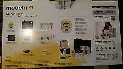 Medela Freestyle Deluxe Double Electric Breast Pump Ebay