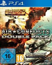 Playstation 4 Air Conflicts Double Pack Pacific Carriers + Vietnam Neuwertig