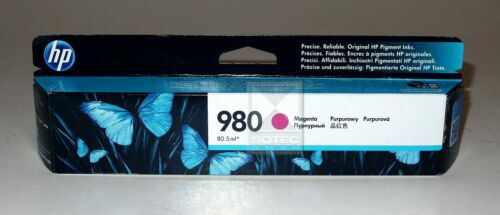 HP Tinte 980 Magenta D8J08A Office Jet Enterprise X555 X585