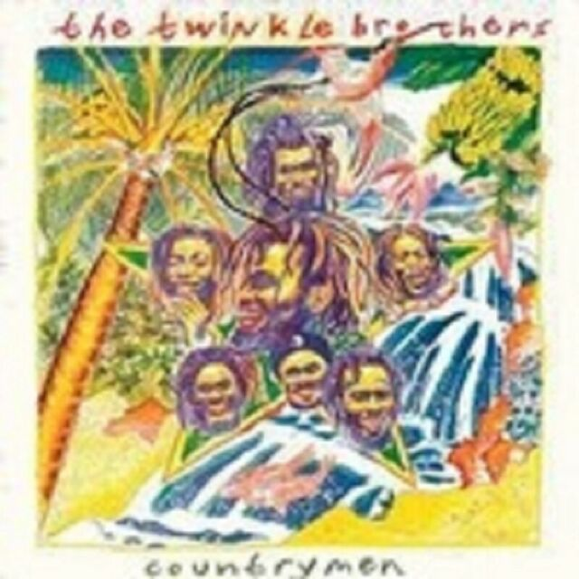 "TWINKLE BROTHERS ""COUNTRYMEN"" CD NEUWARE"