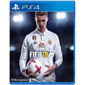 fifa 18 ftg cristiano ronaldo con bono ps4 videojuego de. Black Bedroom Furniture Sets. Home Design Ideas