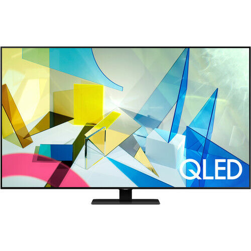 Samsung 65-inch Class Q80T QLED 4K UHD HDR Smart TV. Available Now for 999.50