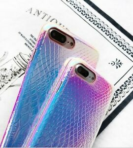 Cover iPhone 6 Plus / 6S Plus UNICORN HOLO - COVER IPHONE 6 PLUS