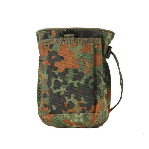 Water Bottle Bag Pouch Nylon Hiking Belt Drawstring Outdoor Dump Drop New