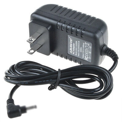 1A AC Wall Power Charger Adapter for Acer eReader Iconia Tab A110 7G08u Mains