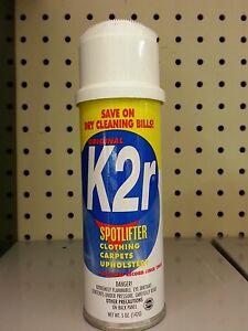 K2r Spot Lifter Carpet Cleaner Spot Remover 829548330017 Ebay