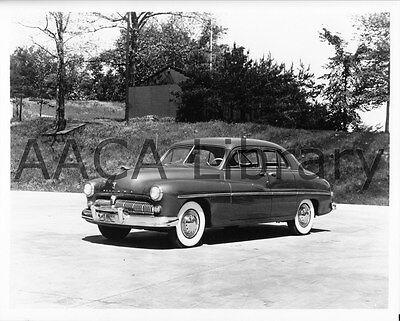 Ref. #56641 1949 Mercury Fordor Factory Photo