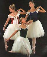 Music Box Dancer Dance Costume Red Ballerina Romantic Clearance Child X-small