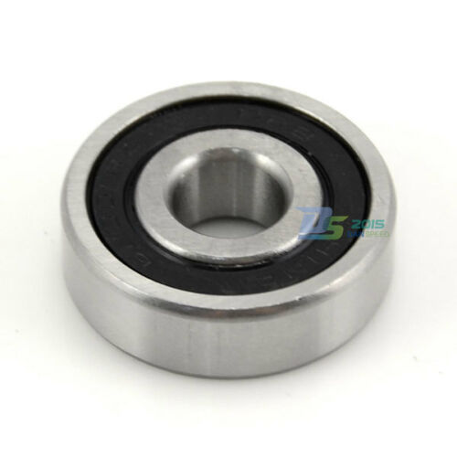 Choose Size 6209RS 6200RS 6200 2RS to 6209 2RS Rubber Sealed Ball Bearings