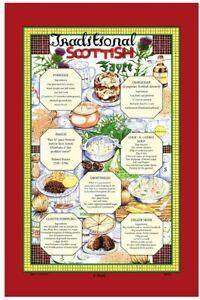 Traditional-Scottish-Fayre-Cotton-Tea-Towel-by-Samuel-Lamont