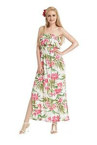 Hawaiian Women Dress
