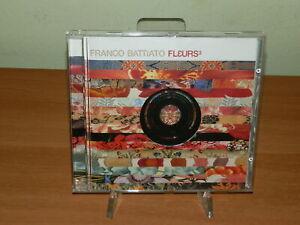 FRANCO BATTIATO - FLEURS 3 CD MUSICA USATO SICURO