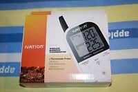 Ivation Long Range Wireless Digital Thermometer Set Dual Probe Remote Bbq
