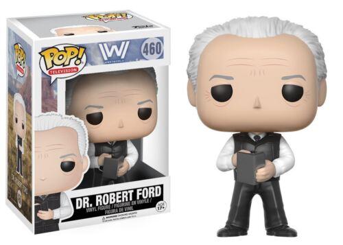 Robert FORD Figura in vinile Funko Pop TV IL MONDO DEI ROBOT DR