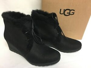 UGG JEOVANA - Ankle boots - black