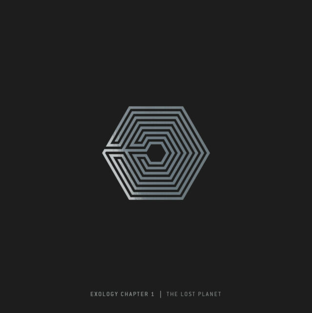 EXO - EXOLOGY CHAPTER 1 : The Lost Planet (Normal) 2CD+Photobook+Extra Photocard